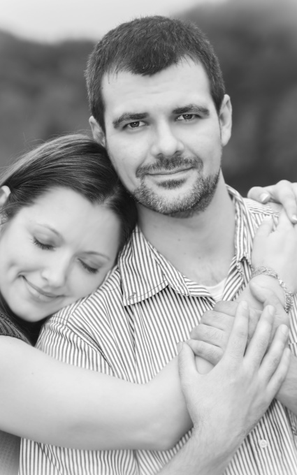 west virginia engagement photography nitro west virginia