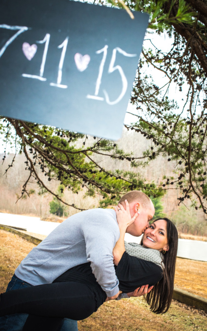 creative engagement photography wv