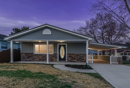 wv-real-estate-photographers-twilight-exterior-waybright