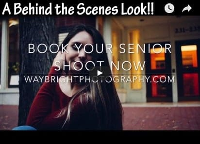 charleston wv senior photographers behind the scenes waybright
