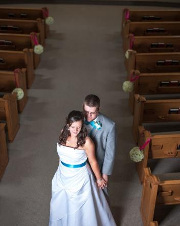 charleston wv wedding photography church