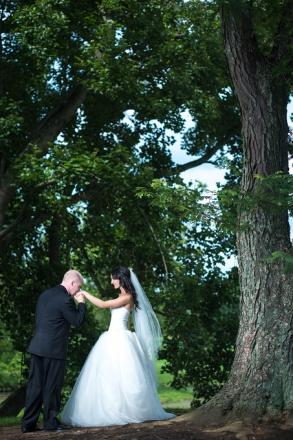 hurricane wv wedding photographers waybright