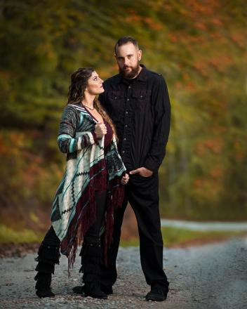 winfield wv engagement photographers